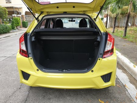 Selling Used Honda Jazz 2015 at 45000 km in Metro Manila