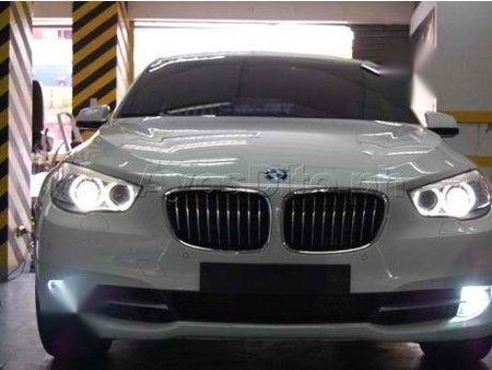 Selling White Bmw 530D 2012 at Automatic Diesel in Quezon City