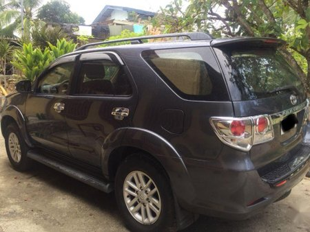 Sell 2nd Hand 2014 Toyota Fortuner at 40000 km in Cebu City