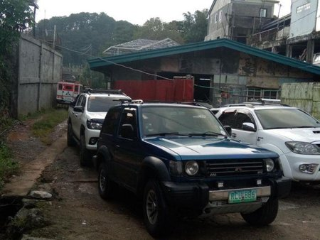 2nd Hand Mitsubishi Pajero 2002 for sale in Baguio