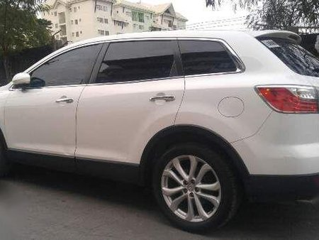 Selling White Mazda Cx-9 2012 in Parañaque