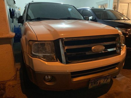 Selling Ford Expedition 2007 Automatic Gasoline in Quezon City