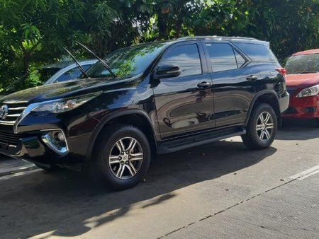 Toyota Fortuner 2018 Automatic Gasoline for sale in Quezon City
