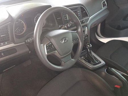 2nd Hand Hyundai Elantra 2019 Automatic Gasoline for sale in Quezon City