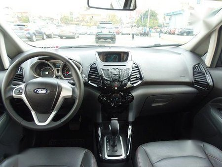 2nd Hand Ford Ecosport 2016 Automatic Gasoline for sale in Quezon City
