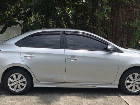 2015 Toyota Vios for sale in Olongapo