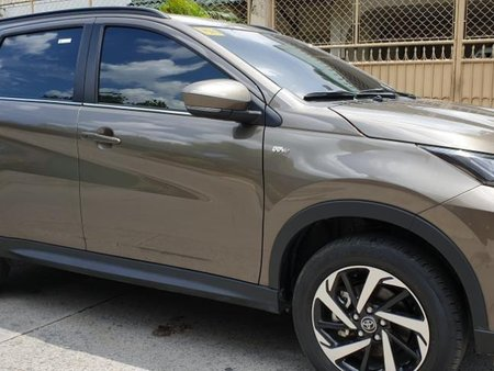 2nd Hand Toyota Rush 2019 Automatic Gasoline for sale in Quezon City