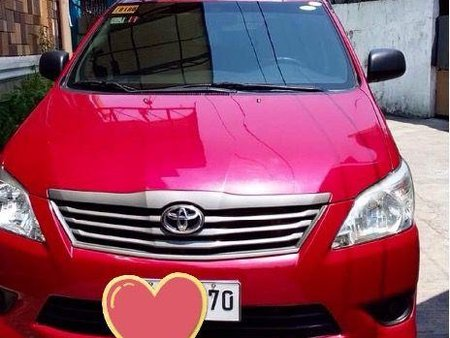 2nd Hand Toyota Innova 2014 at 33000 km for sale in Valenzuela