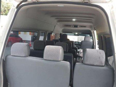 Sell 2nd Hand 2015 Nissan Urvan Manual Diesel at 90000 km in Marikina