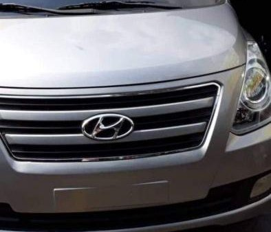 2016 Hyundai Grand Starex for sale in Mandaluyong