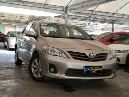 Selling 2nd Hand Toyota Altis 2012 at 74633 km in Makati