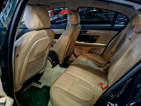 Selling 2nd Hand Jaguar Xf 2010 at 26000 km in Quezon City