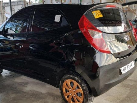 2nd Hand Hyundai Eon 2018 Manual Gasoline for sale in Concepcion