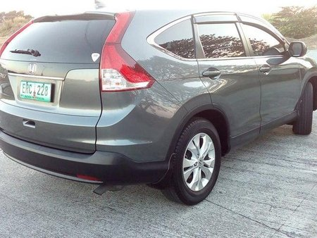Selling 2nd Hand Honda Cr-V 2012 Automatic Gasoline at 66759 km in Biñan