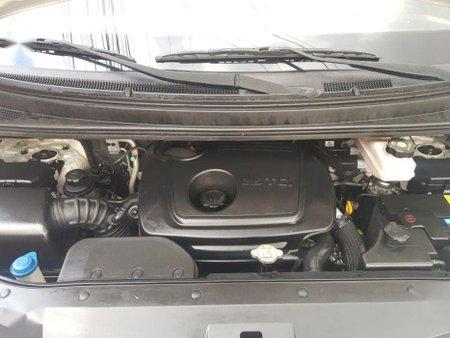 Selling Hyundai Starex 2017 Manual Gasoline in Quezon City