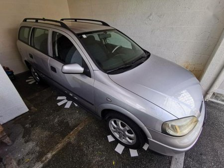 Sell 2nd Hand 2002 Opel Astra Wagon in Marikina