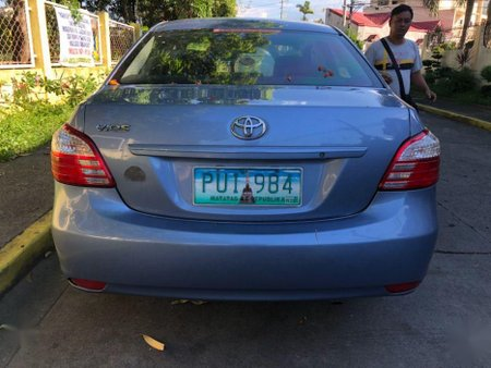 2nd Hand Toyota Vios 2011 Manual Gasoline for sale in San Pedro
