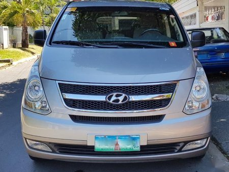 Selling Hyundai Starex 2013 Manual Diesel in Parañaque