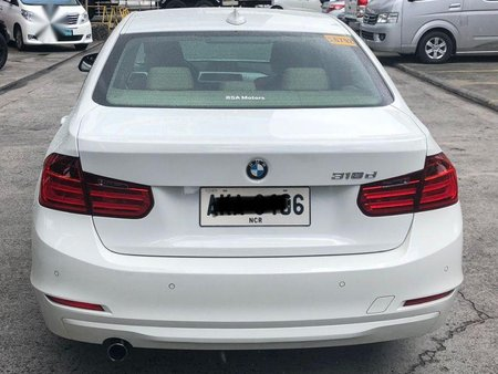 Bmw 318D 2014 Automatic Diesel for sale in Pasig