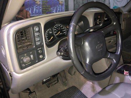 Chevrolet Silverado 2000 Automatic Gasoline for sale in Taytay