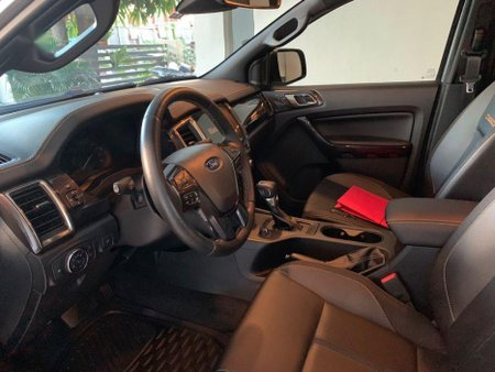 2nd Hand Ford Ranger 2019 for sale in Makati
