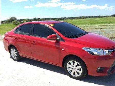 Selling Toyota Vios 2017 Automatic Gasoline in Urdaneta