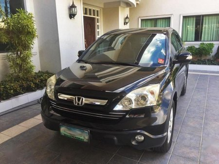 2nd Hand Honda Cr-V 2007 Automatic Gasoline for sale in Mandaue