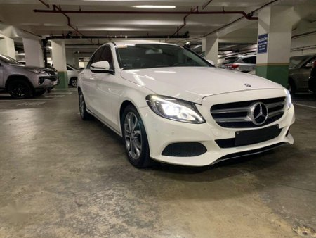 Mercedes-Benz C200 2016 Automatic Gasoline for sale in Makati