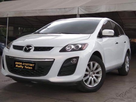 Sell 2nd Hand 2012 Mazda Cx-7 Automatic Gasoline in Makati