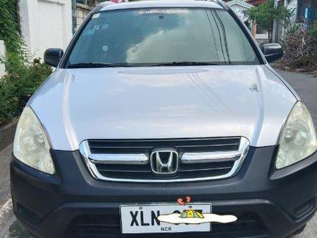 Selling Honda Cr-V 2003 at 130000 km in Biñan