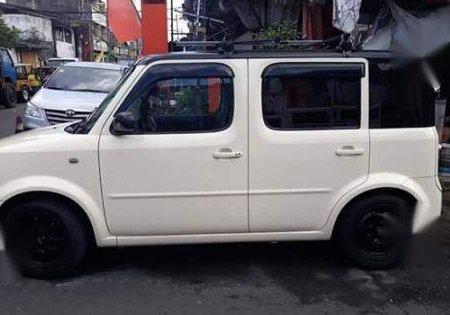 Selling Nissan Cube 2001 Manual Gasoline in Manila