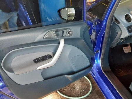 Ford Fiesta 2012 Automatic Gasoline for sale in Biñan