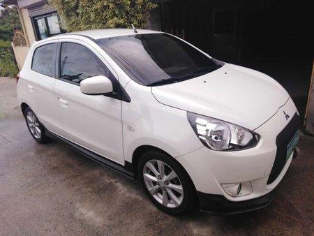 2013 Mitsubishi Mirage Hatchback for sale in Bulacan