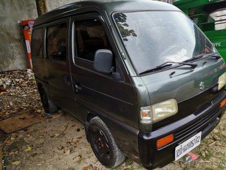 Selling Suzuki Multi-Cab 2016 Van Manual Gasoline at 60000 km in Cebu City