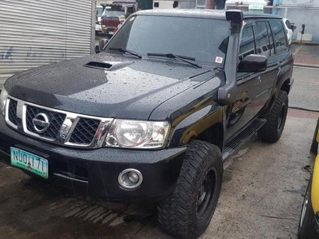 Nissan Patrol 2009 Automatic Diesel for sale in Baguio
