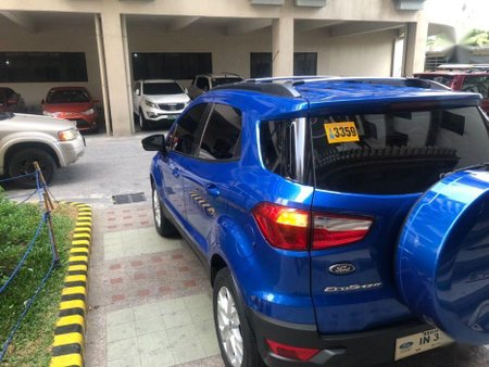 Selling Ford Ecosport 2017 in Taguig