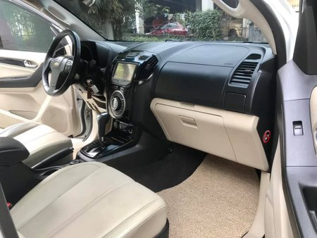 Selling Chevrolet Trailblazer 2015 Diesel