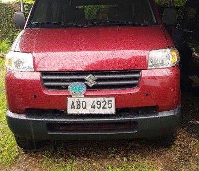 Selling Suzuki Apv 2015 at 30000 km in Quezon City
