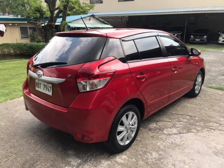 Sell 2nd Hand 2016 Toyota Yaris at 31000 km