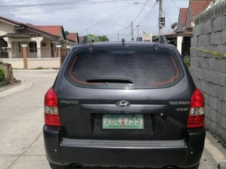 Selling Hyundai Tucson Automatic Diesel in Concepcion