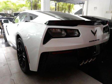 Selling Chevrolet Corvette 2019 Automatic Gasoline in Quezon City