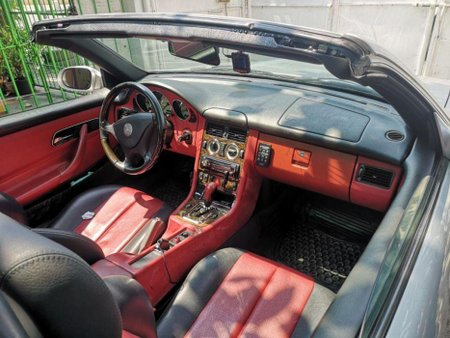 2nd Hand Mercedes-Benz 320 2001 Convertible for sale in Muntinlupa