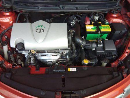 Selling 2nd Hand Toyota Vios 2017 Manual Gasoline at 60000 km in Bacolod
