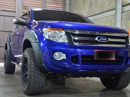 2nd Hand Ford Ranger 2014 at 40000 km for sale