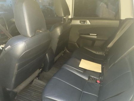 Selling 2nd Hand Subaru Forester 2011 Automatic Gasoline at 40000 km in Manila
