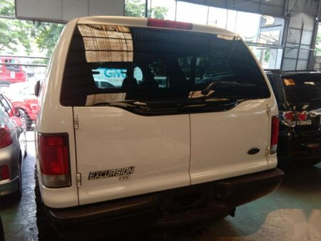 Selling Ford Excursion 2005 Automatic Diesel in Quezon City