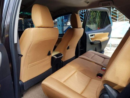 Toyota Fortuner 2017 Automatic Diesel for sale in Caloocan
