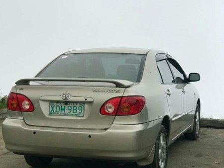 2nd Hand Toyota Corolla 2002 for sale in Taguig