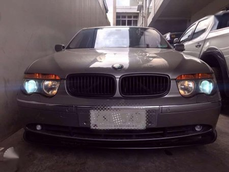 Selling Bmw 735 2005 Automatic Gasoline in Manila