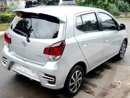 Used 2018 Toyota Wigo for sale in Quezon City